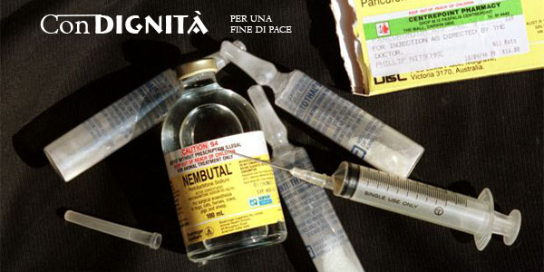 Farmaci per eutanasia umana